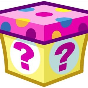 Children's Toy Mystery Box
